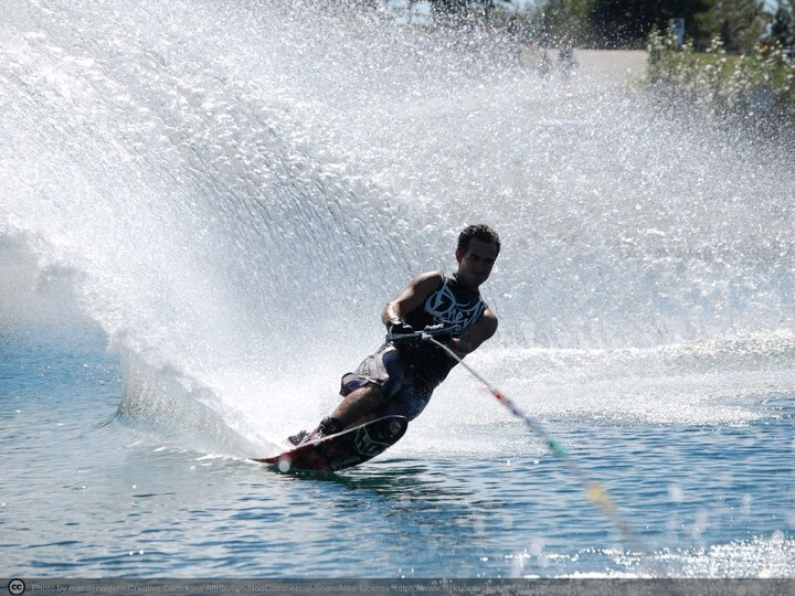 Lessons I Learned from Waterskiing that Apply to Business
